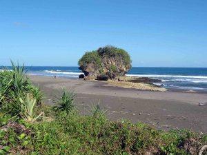 Pantai Legok (Lapang Pacuan Kuda) - Cimerak - Ciamis