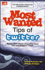 Cover most wanted tips of twitter