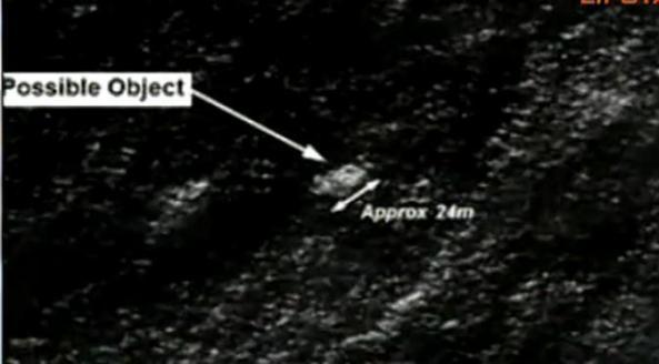 Objek yang ditemukan via Satellit